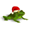 Christmas Super Frog para Mac